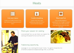 Hosts - Experience Journey with BonAppetour