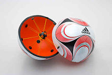 Adidas has developed the goal line technology in cooperation with Cairos Technologies.
