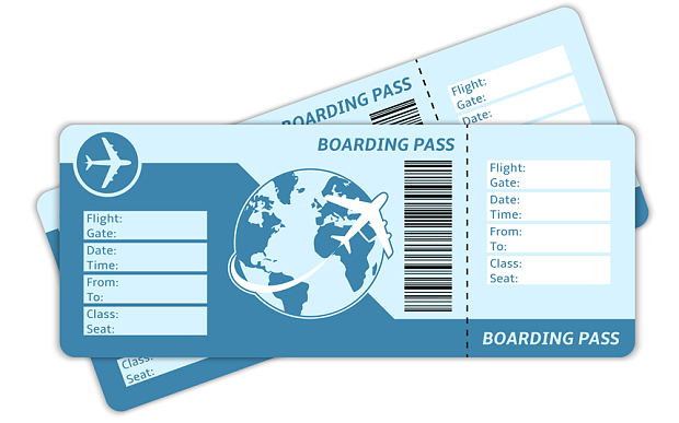how to understand my airline ticket