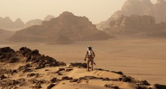 Scene from 'The Martian'